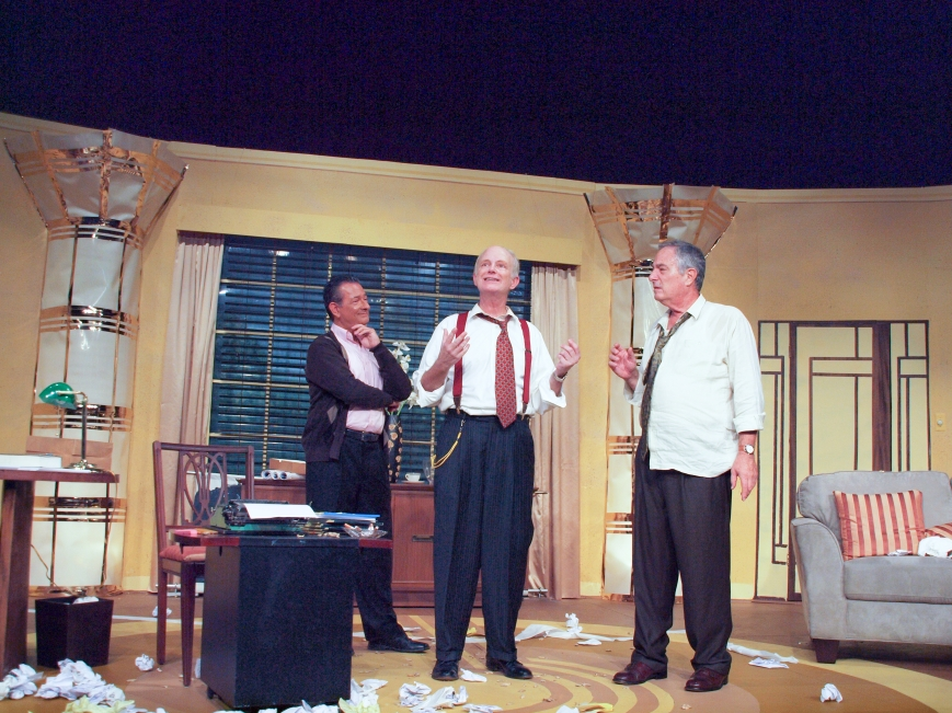 """Moonlight and Magnolias"" (Caribbean Community Theatre)"