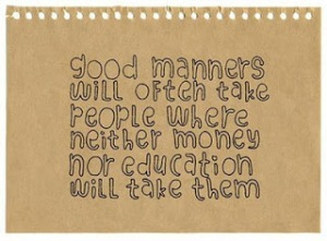manners (1)
